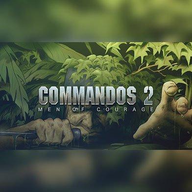 Commandos 2: Men of Courage (GOG) German Language Pack