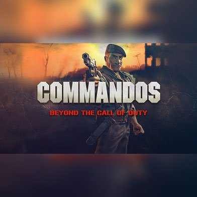 Commandos: Beyond the Call of Duty (Steam) German Language Pack